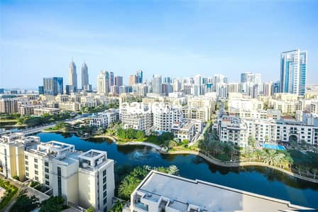 1 Bedroom Apartment for Rent in The Views, Dubai - Early Dec | Large Layout | Stunning Views