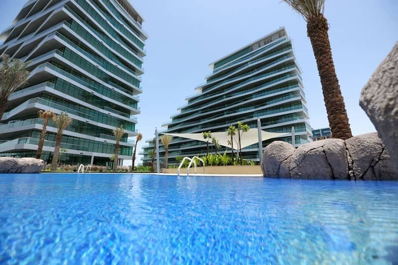 Modern & Vacant 2 Bedrooms with Panoramic Sea View