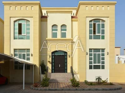 6 Bedroom Villa for Rent in Khalifa City A, Abu Dhabi - Perfect Family Villa  ! Call now for 6  Bedrooms in Khalifa City A
