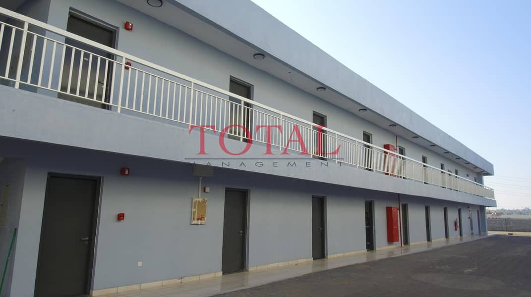 2 Labor Accommodation (8) Rooms | Direct from the Owner | Including FEWA
