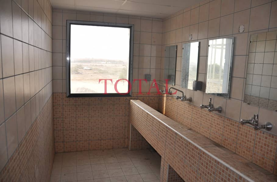 11 Labor Accommodation (8) Rooms | Direct from the Owner | Including FEWA