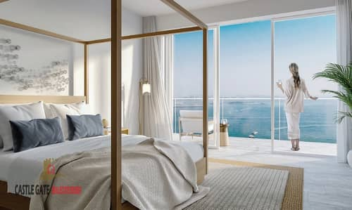 Luxury  1BHK With Direct Sea View