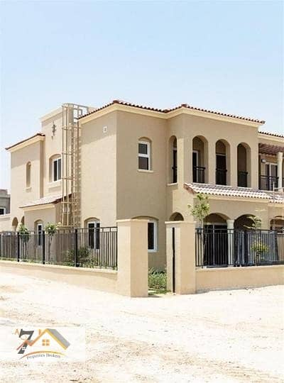 4 Bedroom Townhouse for Sale in Dubailand, Dubai - No DLD! 4BR Maids facing on the Park