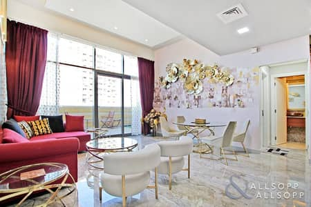 2 Bedroom Apartment for Sale in Jumeirah Village Circle (JVC), Dubai - Upgraded   Two Bedroom   Duplex Apartment