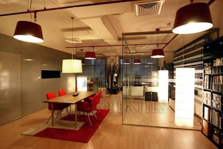 Office for Sale in Barsha Heights (Tecom), Dubai - Fitted Office with 2 Parking Lots. Motivated Seller