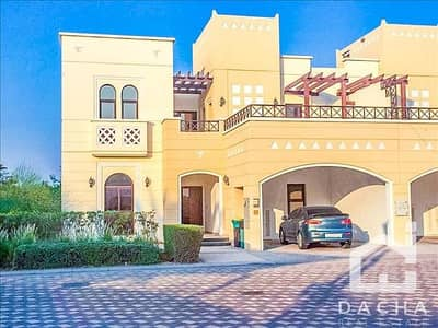 فیلا 4 غرفة نوم للبيع في مدن، دبي - 4 Beds + Maid / Landscaped Single Row / Type A