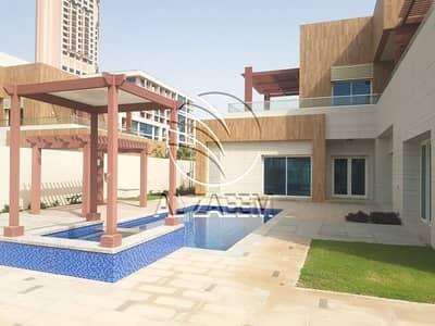 6 Bedroom Villa for Rent in The Marina, Abu Dhabi - Top Of The Line 6 Bedroom Villa In Prime Location!
