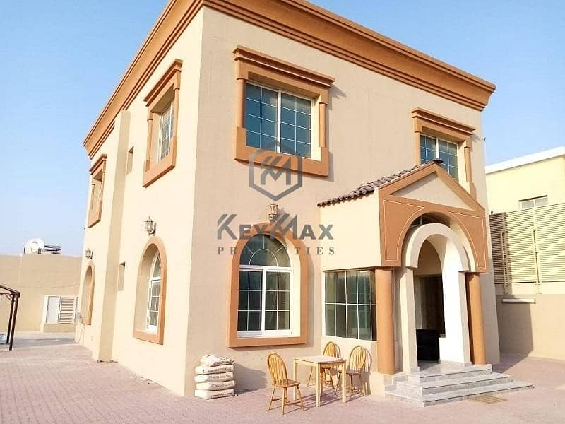 Fantastic G+1 - 5 BR Independent Villa with Pool l For Family