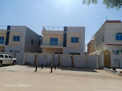 5 Bedroom Villa for Sale in Al Rawda, Ajman - Freehold Ajman without annual fees and finishing Super Deluxe