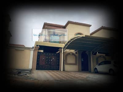 5 Bedroom Villa for Sale in Al Rawda, Ajman - Personal building and finishing very impressive