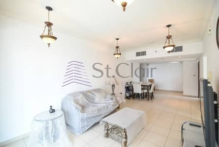 1 Bedroom Apartment for Rent in Downtown Dubai, Dubai - 1 Bedroom | Fully Furnished | Higher Floor