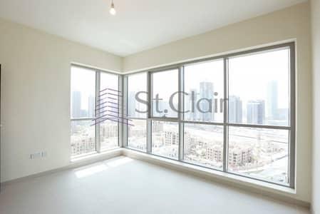 2 Bedroom Apartment for Sale in Downtown Dubai, Dubai - 2 Bedrooms | Mid Floor | Boulevard View