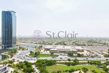 1 Bedroom Flat for Sale in Jumeirah Lake Towers (JLT), Dubai - Well-Maintained 1BR |Mid Floor | Meadows Overview