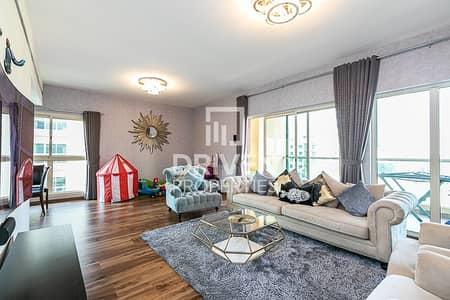 شقة 2 غرفة نوم للبيع في الروضة، دبي - Fully Upgraded 2 Bed | Pool Facing Apartment