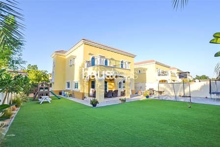فیلا 3 غرفة نوم للبيع في جميرا بارك، دبي - Huge Plot | Large 3 Bed | New Listing Beside Park