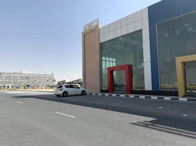 معرض تجاري  للايجار في المنطقة الصناعية، الشارقة - معرض مجهز بمكيفات للايجار في الصناعية 18