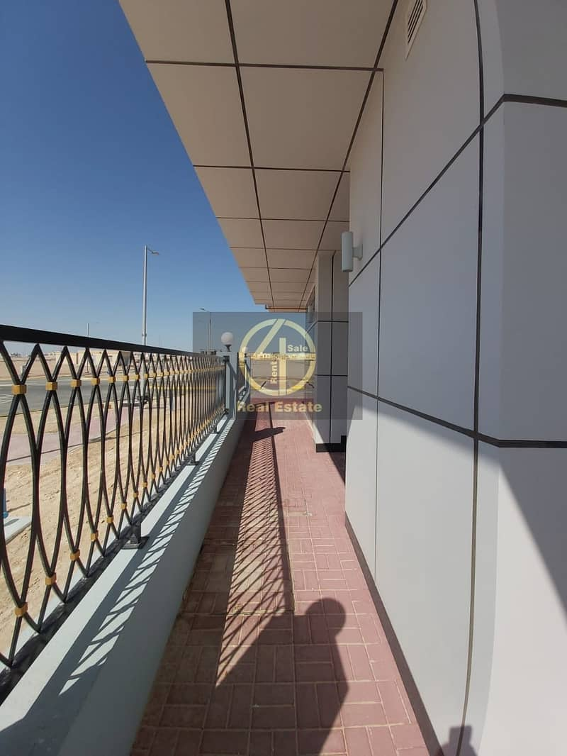 21 First Tenant 1BR Apart with Balcony in Al Riyadh