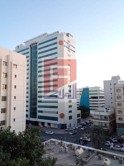 Studio for Rent in Al Nabba, Sharjah - Studio apartment available in Al Nabba