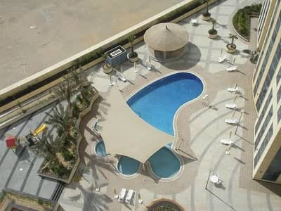2 Bedroom Flat for Sale in Dubai Silicon Oasis, Dubai - Alluring  2 Bedroom| Pool View|Vacant| Palace Tower 2