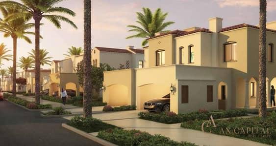 3 Bedroom Townhouse for Sale in Serena, Dubai - 5 YEARS POST HANDOVER PLAN I 3 BEDROOM IN CASA VIVA