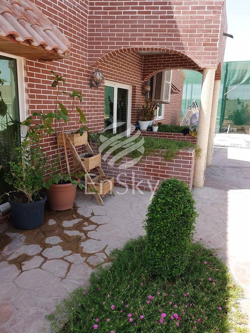 2 VIP Farm in Al Khatim  Fruit Farm  Private Pool Furnished