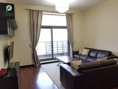 2 Bedroom Flat for Rent in Jumeirah Lake Towers (JLT), Dubai - Lovely 2BHK plus Maids Room Vacant Unfurnished