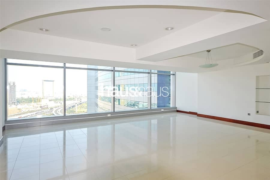 2 Duplex | Unfurnished | DEWA and Chiller Included