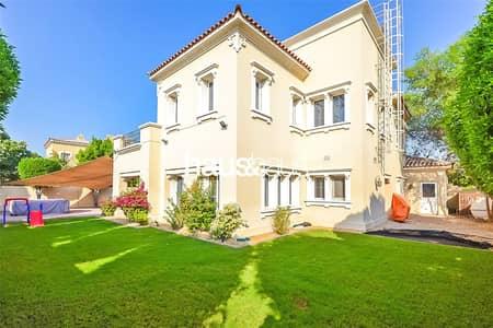 فیلا 4 غرف نوم للبيع في المرابع العربية، دبي - Type B1 | 4 bedrooms | Private single row position