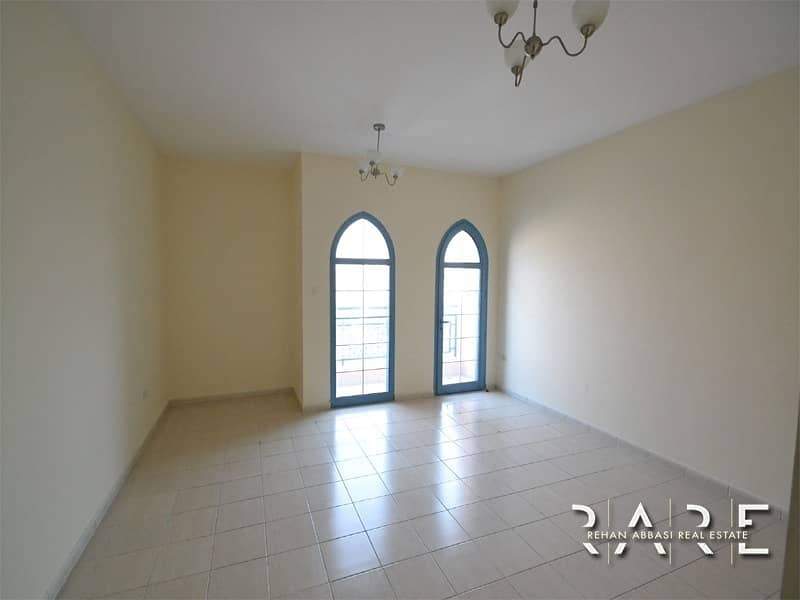 2 Rare Homes offer Studio with Balcony in Persia Cluster