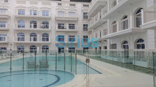 Studio for Rent in Arjan, Dubai - Luxury furnished all white goods vacant 4 cheques