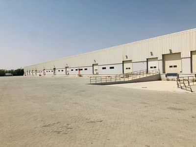 Warehouse for Sale in Dubai Industrial Park, Dubai - BIG WARE HOUSE WITH OFFICE FOR SALE