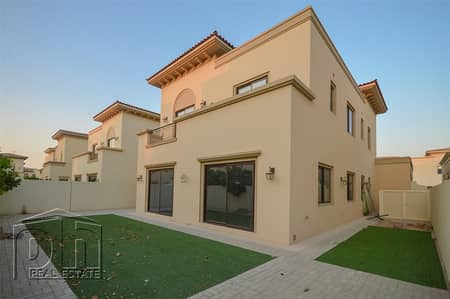 3 Bedroom Villa for Rent in Arabian Ranches 2, Dubai - Landscaped | Low Maintenance | Close to Park