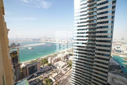 فلیٹ 4 غرف نوم للبيع في دبي مارينا، دبي - Spacious
