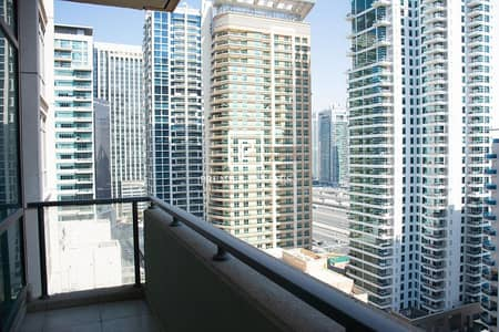 فلیٹ 1 غرفة نوم للبيع في دبي مارينا، دبي - Exclusive - Upgraded - Well Presented 1 Bedroom