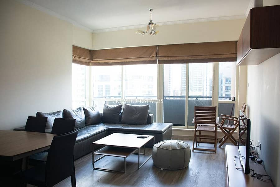 2 Exclusive - Upgraded - Well Presented 1 Bedroom