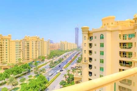 شقة 3 غرفة نوم للايجار في نخلة جميرا، دبي - Hot Deal  I Beach Side I Beach Access | Type C