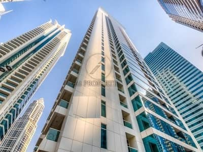 شقة 3 غرف نوم للبيع في أبراج بحيرات الجميرا، دبي - Vacant. Bright and Very Spacious 3BR
