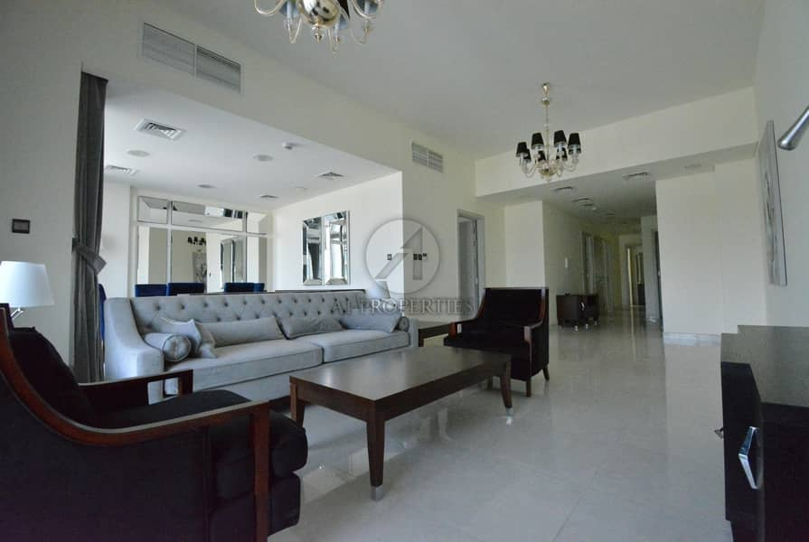 2 Luxury Fully Furnished | Vacant Ready to move in