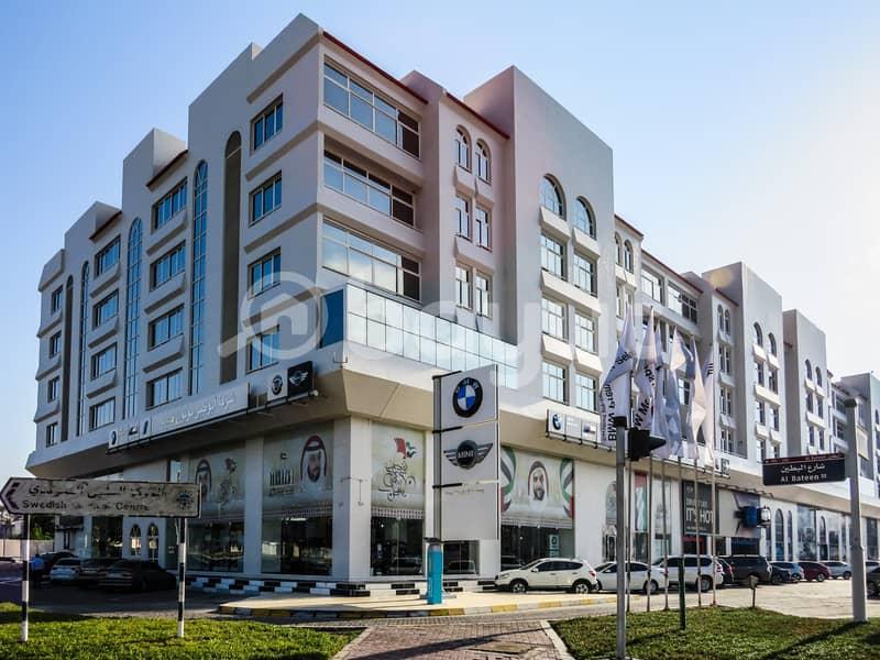 شقة في برج وايت البطين 4 غرف 170000 درهم - 4396897