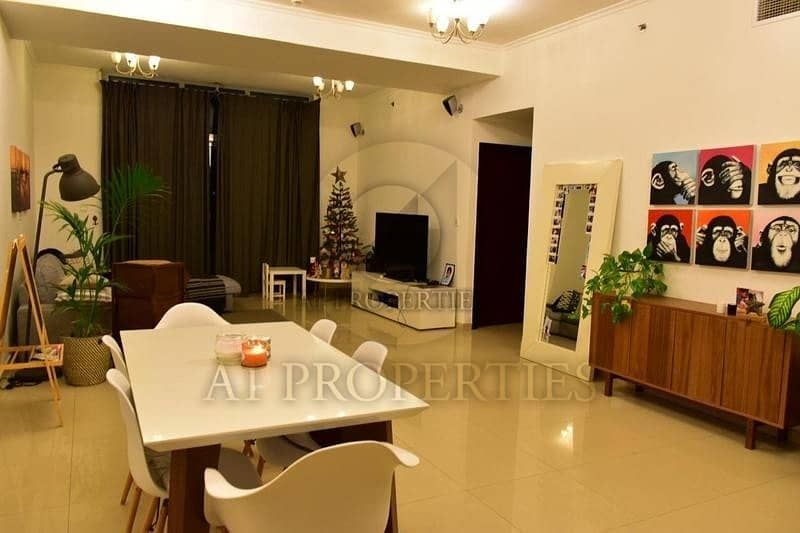 2 Huge 2 BR Apartment with Full Marina View