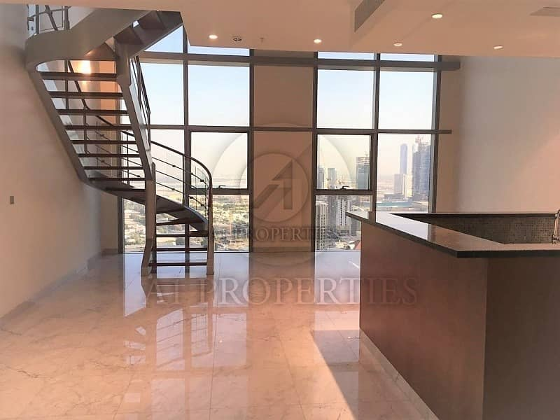 High Floor Duplex Apartment with Zabeel View
