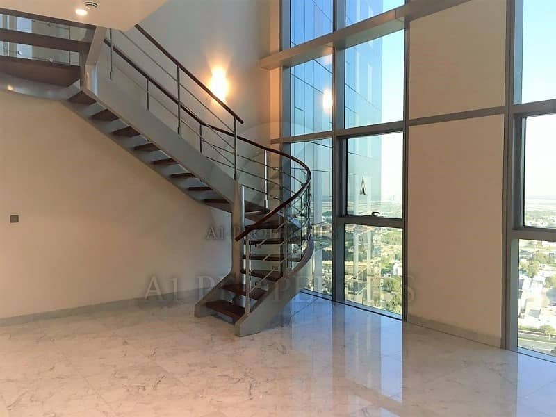 2 High Floor Duplex Apartment with Zabeel View