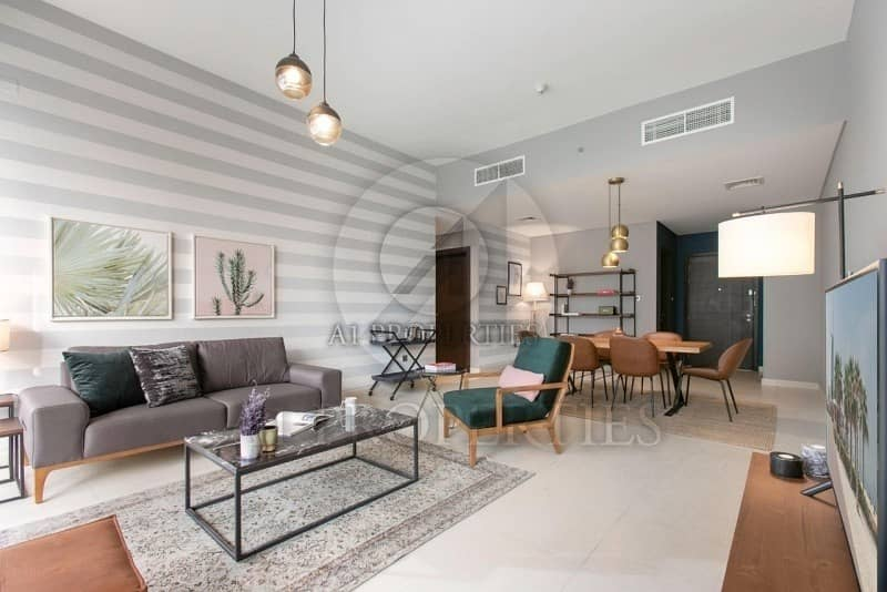 Luxurious Furnished 2BR in Bahwan Tower