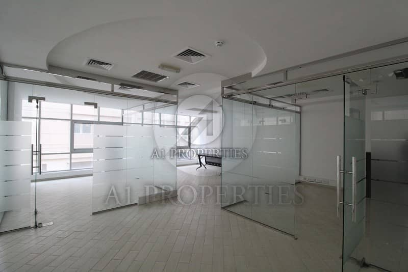 Fitted Office Space Available in Al Barsha