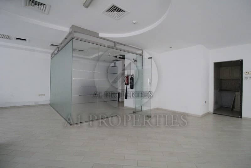 2 Fitted Office Space Available in Al Barsha