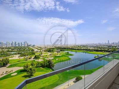 4 Bedroom Penthouse for Sale in The Hills, Dubai - Full Golf View Brand New 4 BR Duplex Penthouse