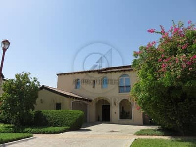 5 Bedroom Villa for Sale in Jumeirah Golf Estate, Dubai - Best Price Sienna Lakes 5 BRS With Basement