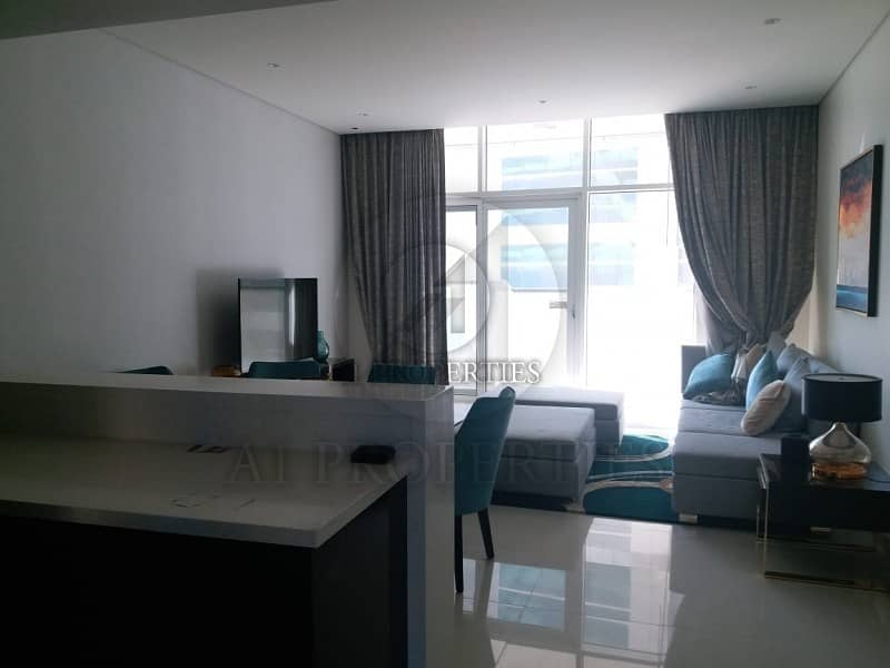 1 Bedroom in  Damac Bays Edge |Business Bay