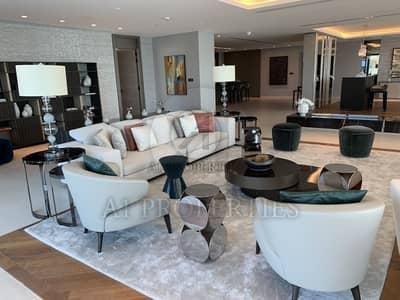 شقة 4 غرف نوم للبيع في نخلة جميرا، دبي - Brand New Modern 4 Bedrooms Full Sea View