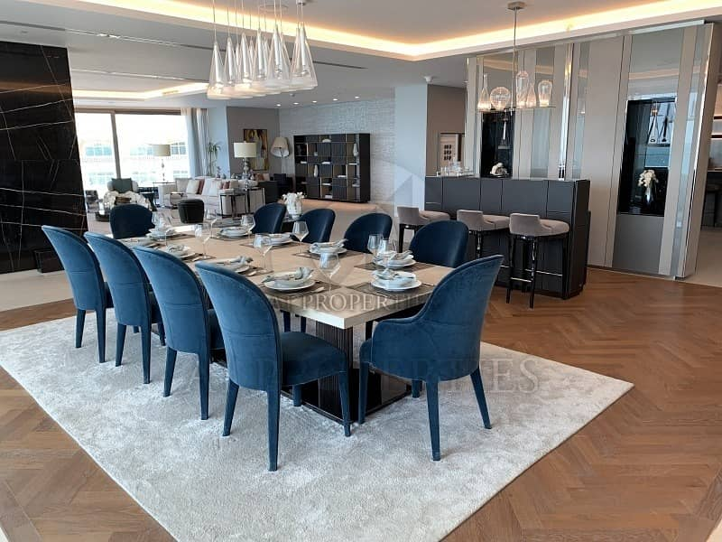 2 Brand New Modern 4 Bedrooms Full Sea View